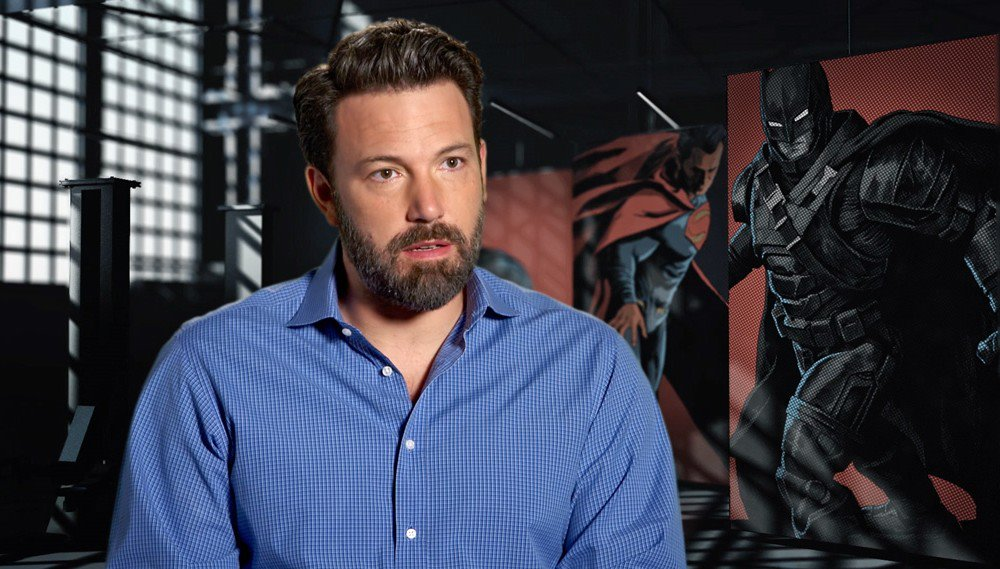 Ben Affleck di nuovo Batman