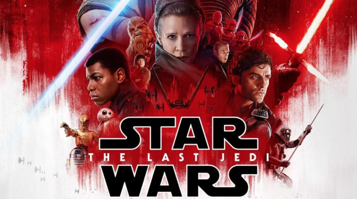 Star Wars: The Last Jedi poster ufficiale