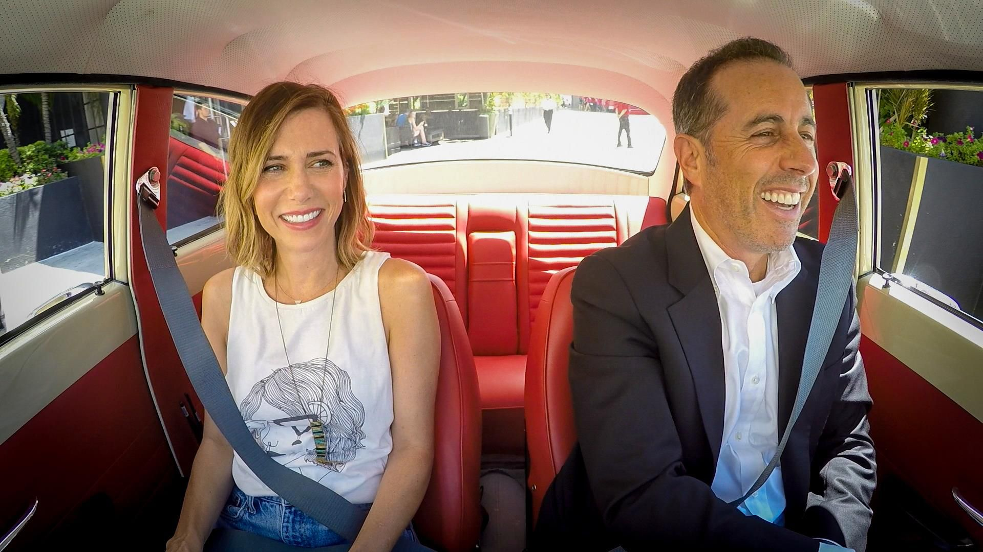 Comedians in Cars Getting Coffee, la recensione dello show di Jerry Seinfeld presente su Netflix