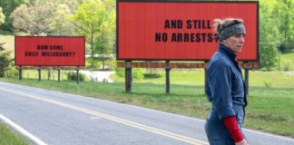 3 Billboards Outside Ebbing Missouri, commedia nera