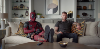 Deadpool e Beckham