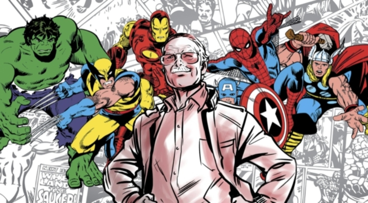 Stan Lee - Marvel