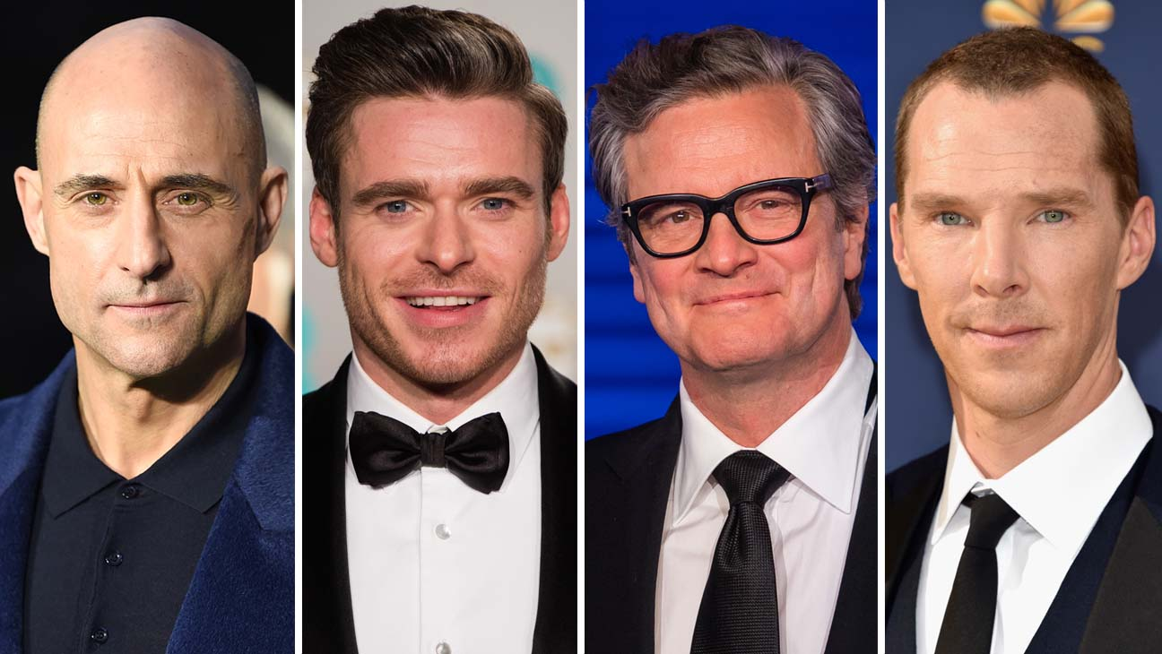Mark Strong - Richard Madden - Colin Firth - Benedict Cumberbatch