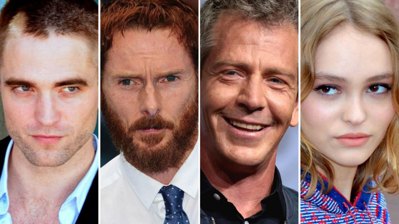 Robert Pattinson - Sean Harris - Ben Mendelsohn - Lily-Rose Depp