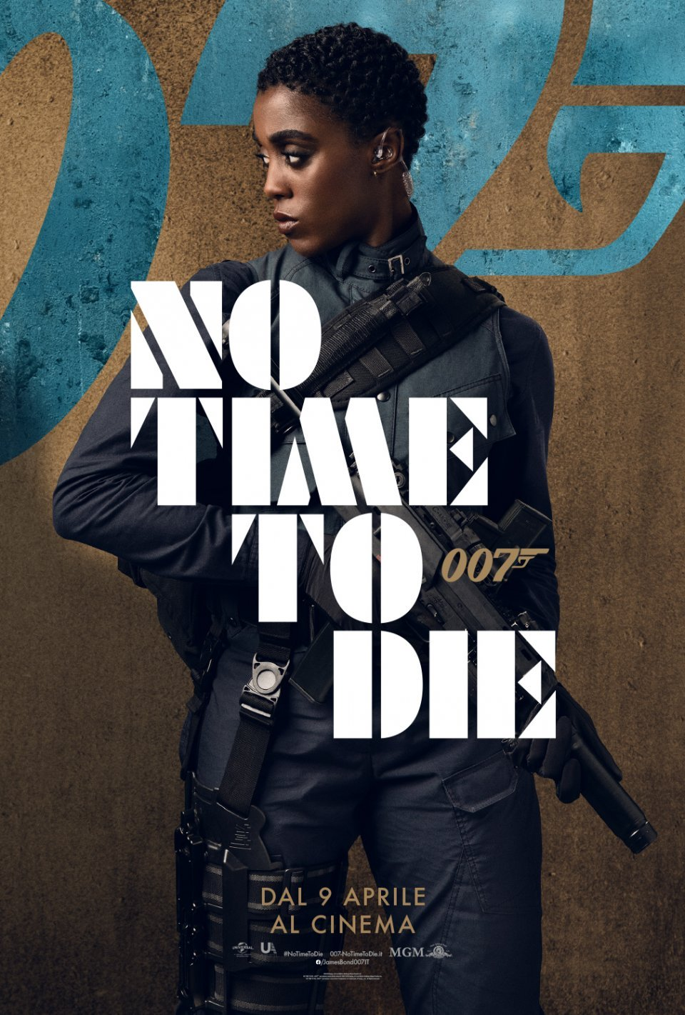 Lashana Lynch - No Time to Die