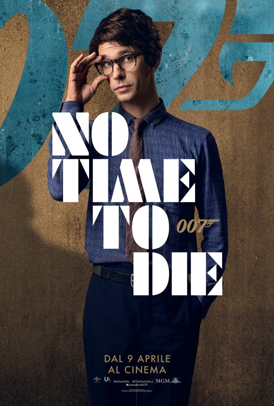 Ben Whishaw - No Time to Die