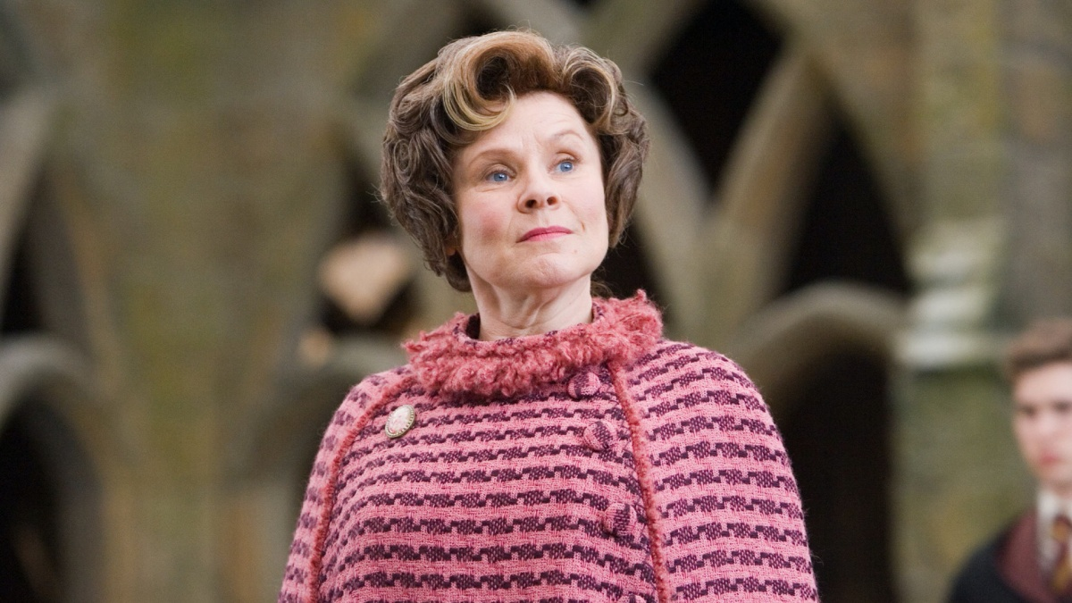 Imelda Staunton - Harry Potter