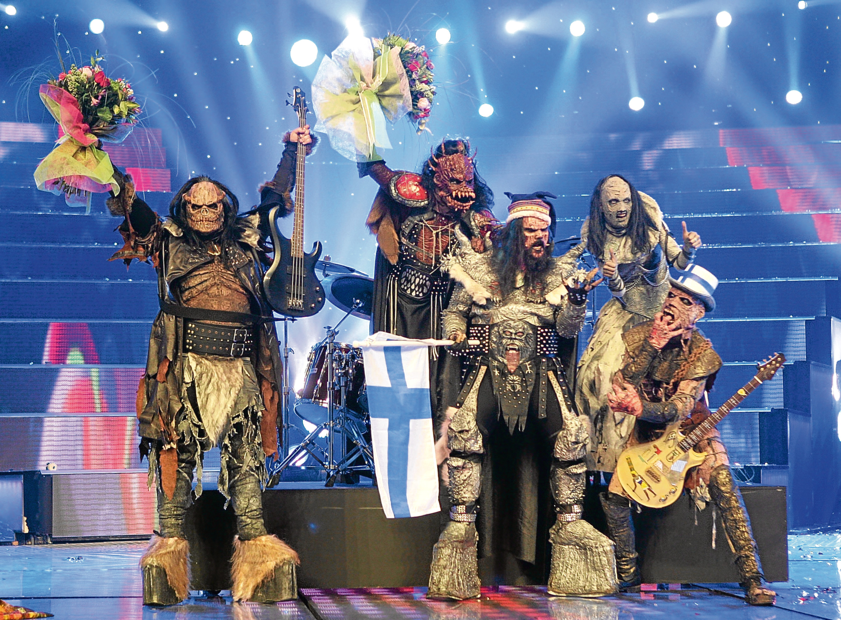 Lordi - Eurovision Song Contest 2006