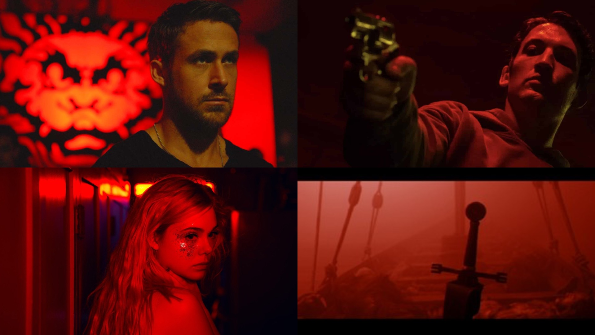 Solo Dio perdona, Too Old To Die Young, The Neon Demon, Valhalla Rising