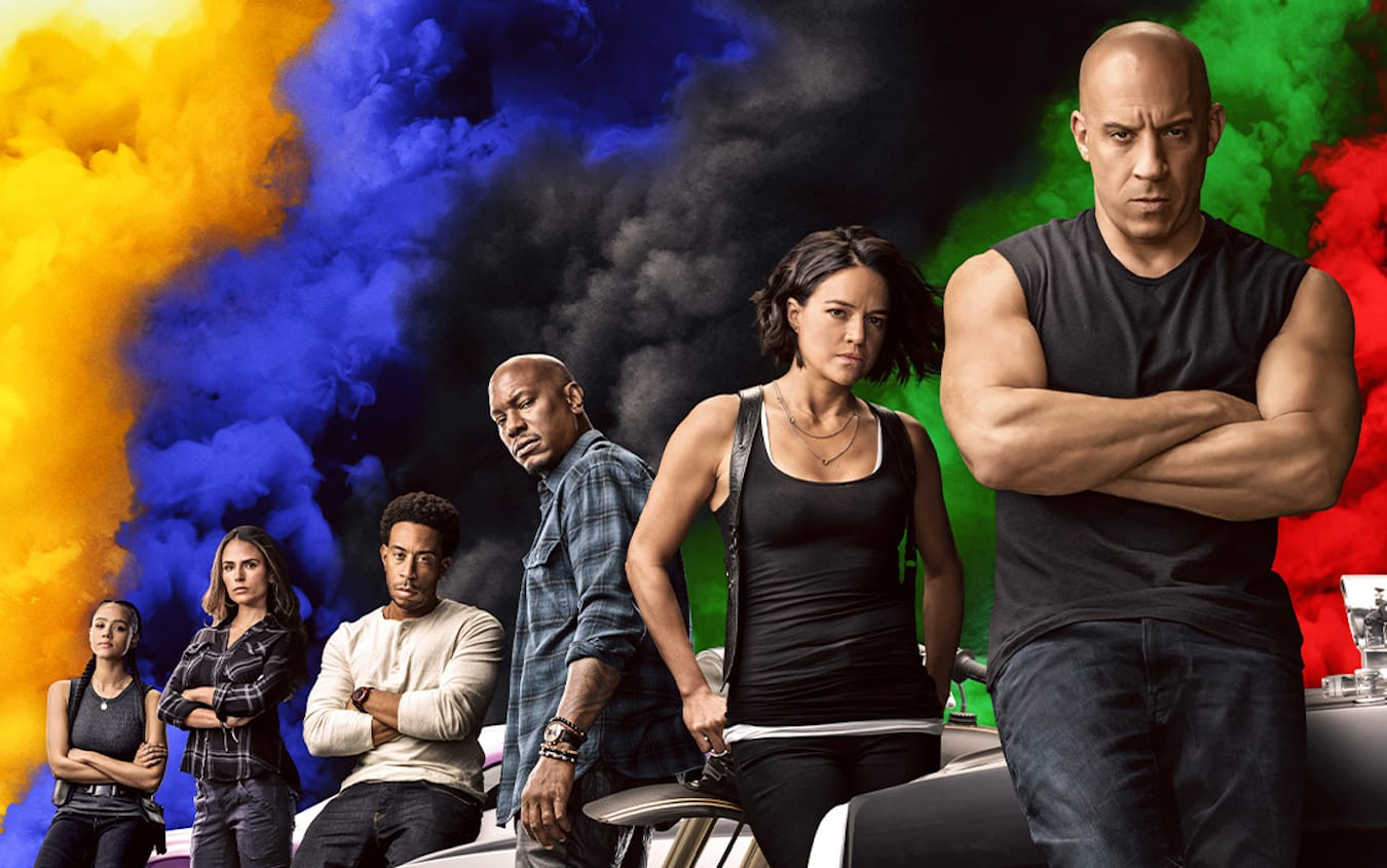 Poster di Fast and Furious 9