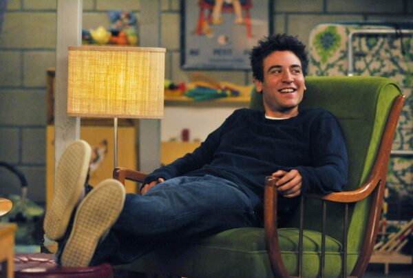 primo piano Ted Mosby